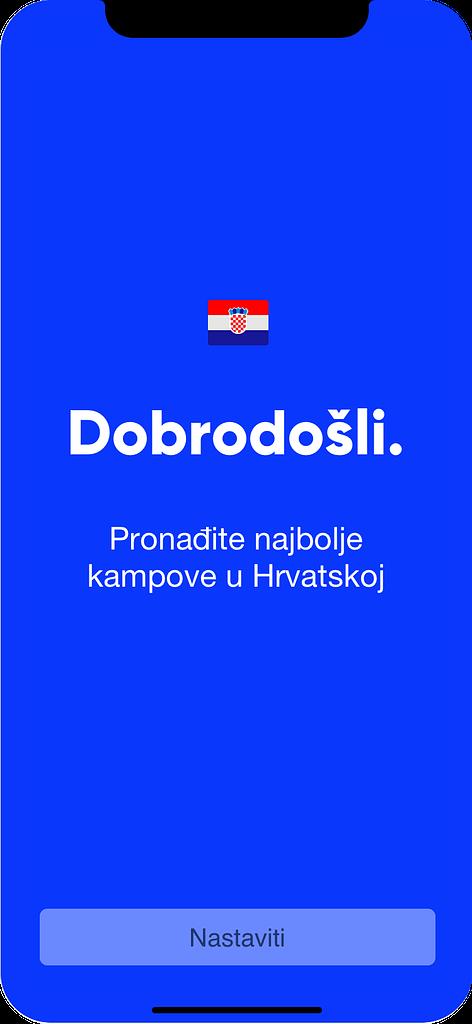 Glamping in Croatia - Dobrodošli, pronađite najbolje kampove u Hrvatskoj