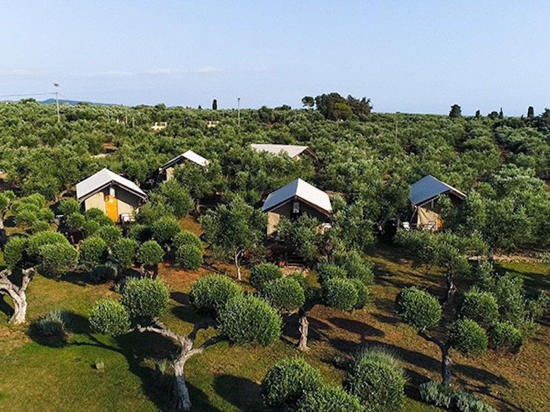 Glamping in Greece atAgrikies Country Retreat,Peloponnese