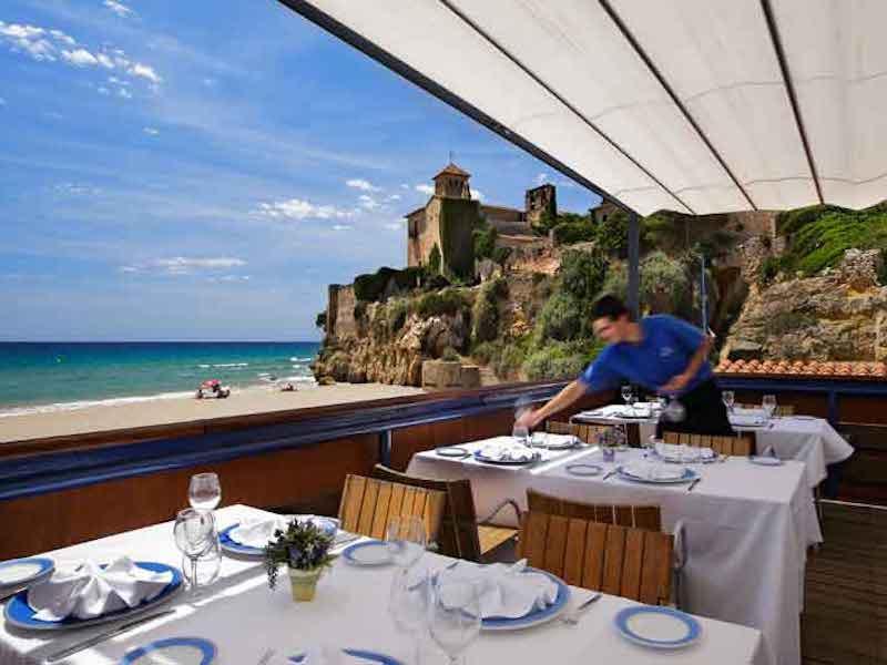 Glamping in Spain atTamarit Beach Resort,Tarragona