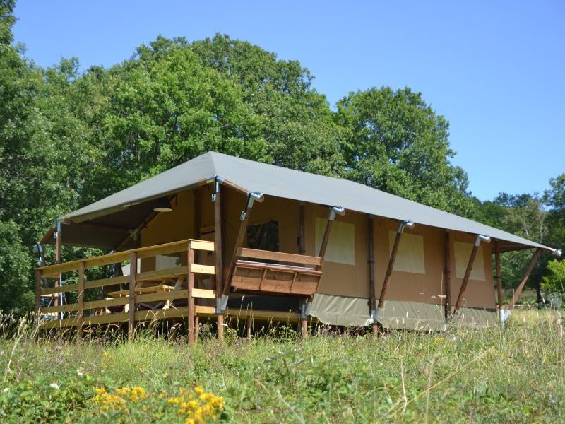 Glamping in France at Modern Nomads, Aquitaine