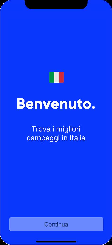 Glamping in Italy - Benvenuto, trova i migliori campeggi in Italia