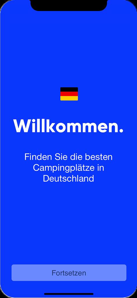 Glamping in Germany - Willkommen, finden Sie die besten Campingplätze in Deutschland