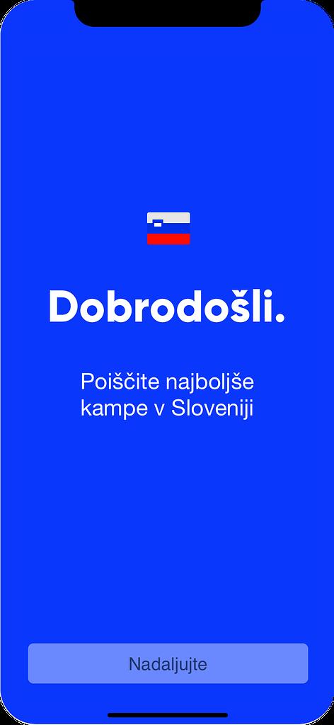 Glamping in Slovenia - Dobrodošli, poiščite najboljše kampe v Sloveniji
